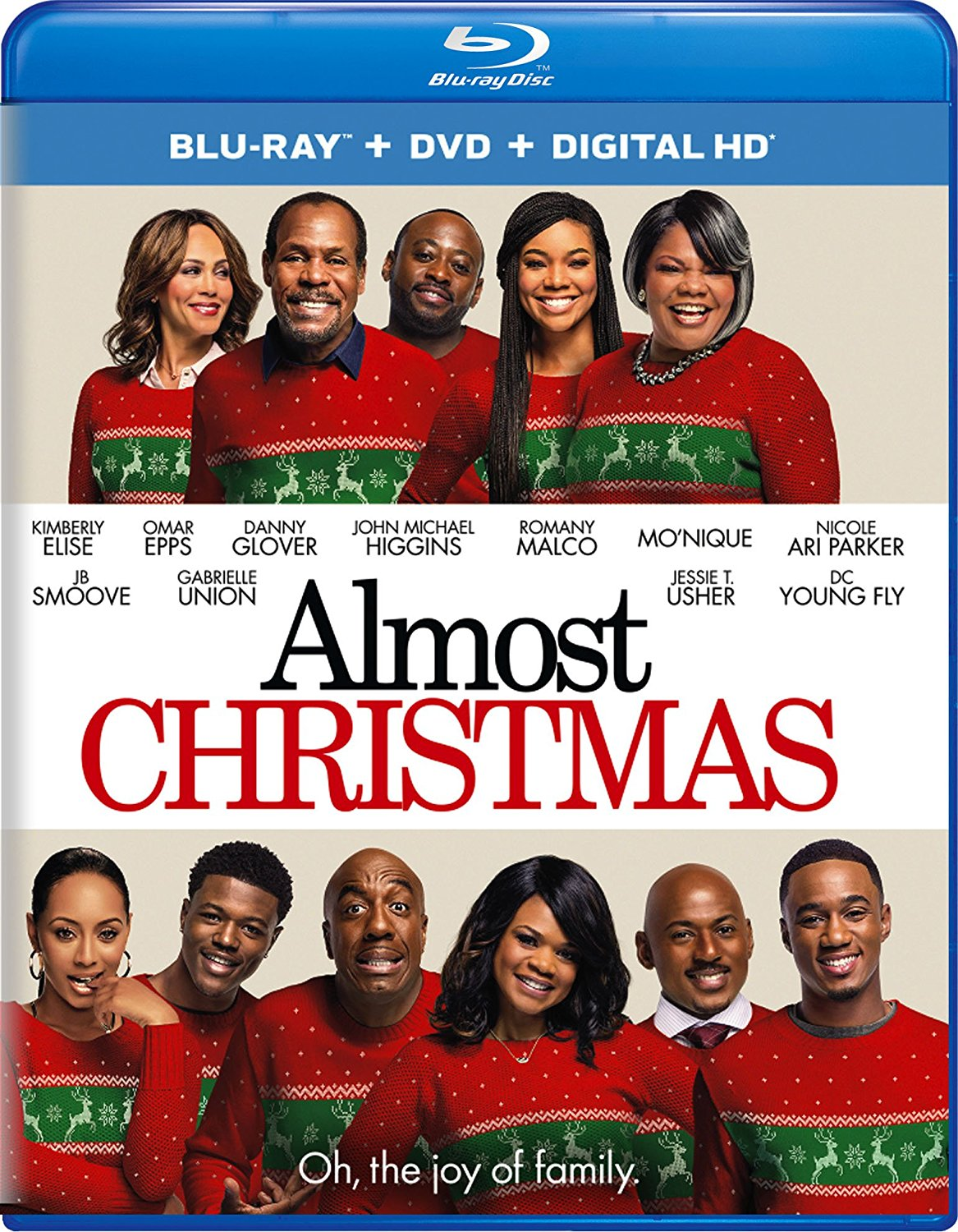 Almost Christmas BD25 Descargar LATINO