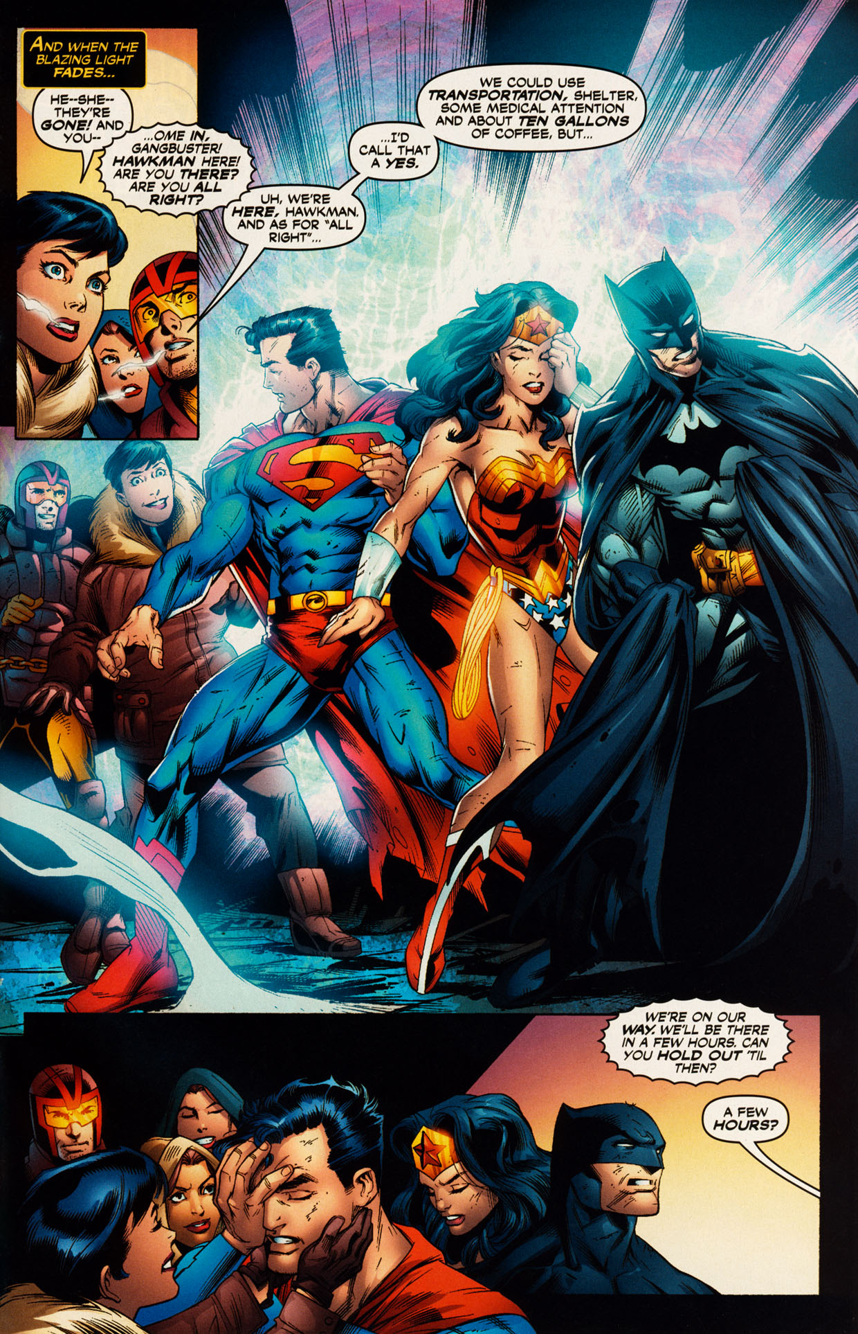 Read online Trinity (2008) comic -  Issue #51 - 26