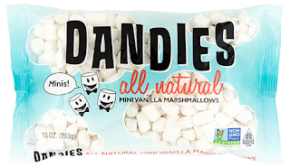 dandies marshmallow minis