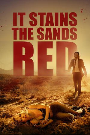 Poster It Stains the Sands Red 2016
