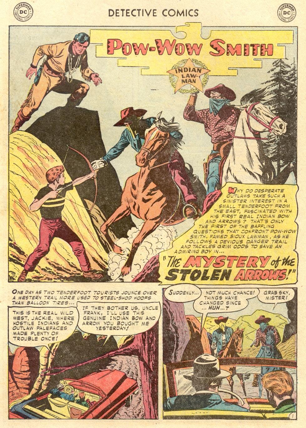 Read online Detective Comics (1937) comic -  Issue #186 - 35