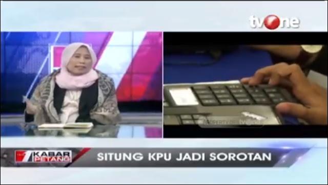 Chusnul Mar'iyah: Human Error Salah Entry C1 di Web KPU Kok Cuma 02 yang Kena