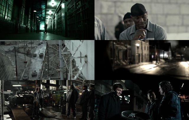 Death Race [Carrera Mortal] (2008) BRRip HD 1080p Latino Dual