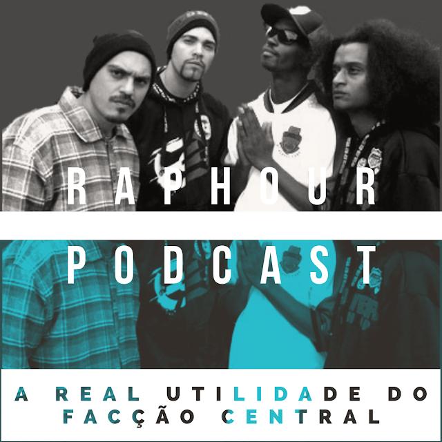 Rap Hour Podcast lança seu sexto episódio da segunda temporada.