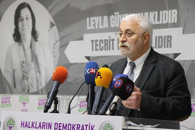 HDP, 68 ilin adayını açıkladı