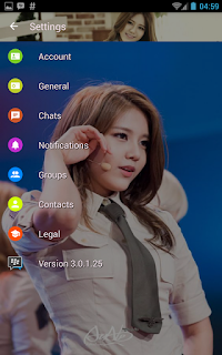 BBM MOD K-POP Transparan v3.0.1.25 APK
