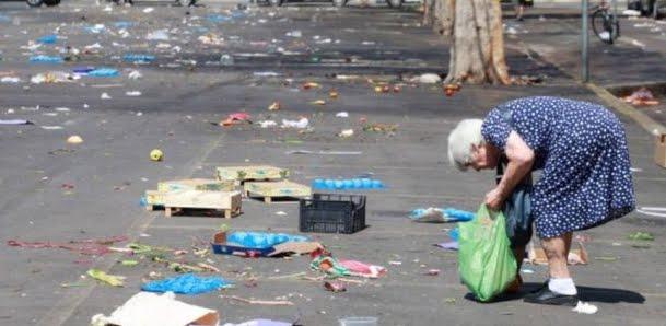 ISTAT, dilaga la povertà in Italia: oltre 5 milioni in povertà assoluta