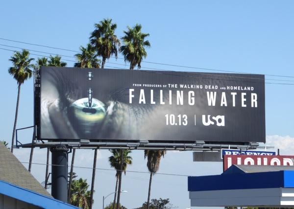 Falling Water series premiere billboard