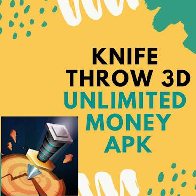 Knife Throw 3D APK Mod