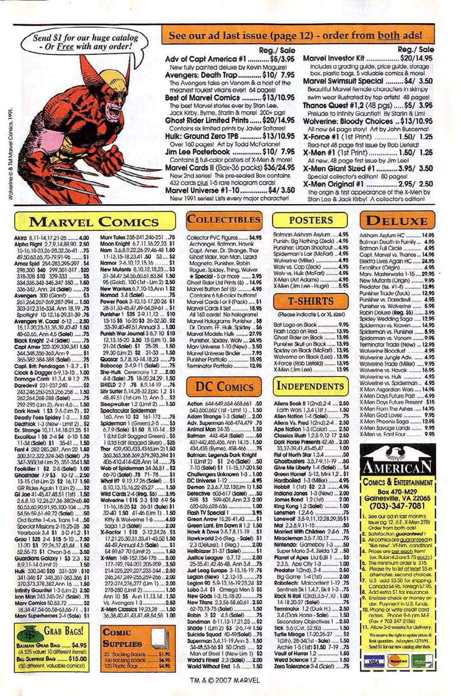 Read online Silver Surfer (1987) comic -  Issue #53 - 25