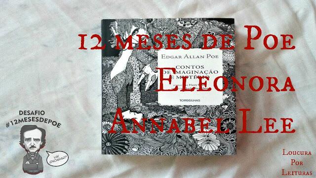 12 meses de Poe | Eleonora | Annabel Lee