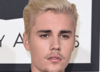 Justin Bieber's Teenage Beard Style
