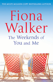 The-Weekends-of-You-and-Me book cover