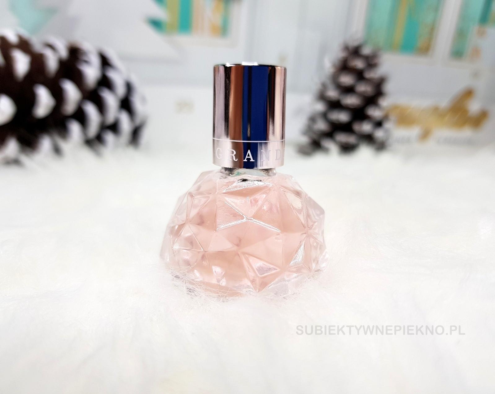 Kalendarz adwentowy Douglas dzień 10 - perfumy Ari Ariana Grande