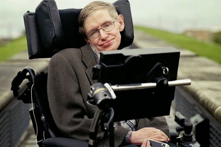 Stephen Hawking - The Man That Took On Einstein - A.I.