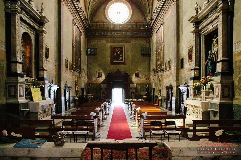 chiesa Certosa Genova
