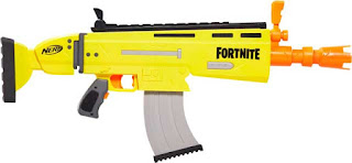 Nerf Fortnite Blaster coloring pages coloring.filminspector.com