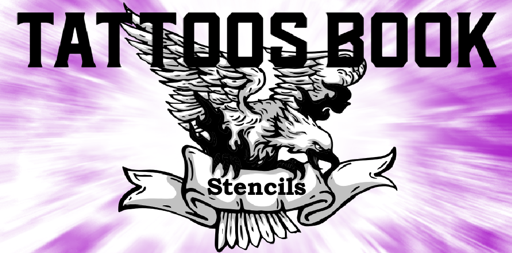 Tattoos Book: +2510 Stencils