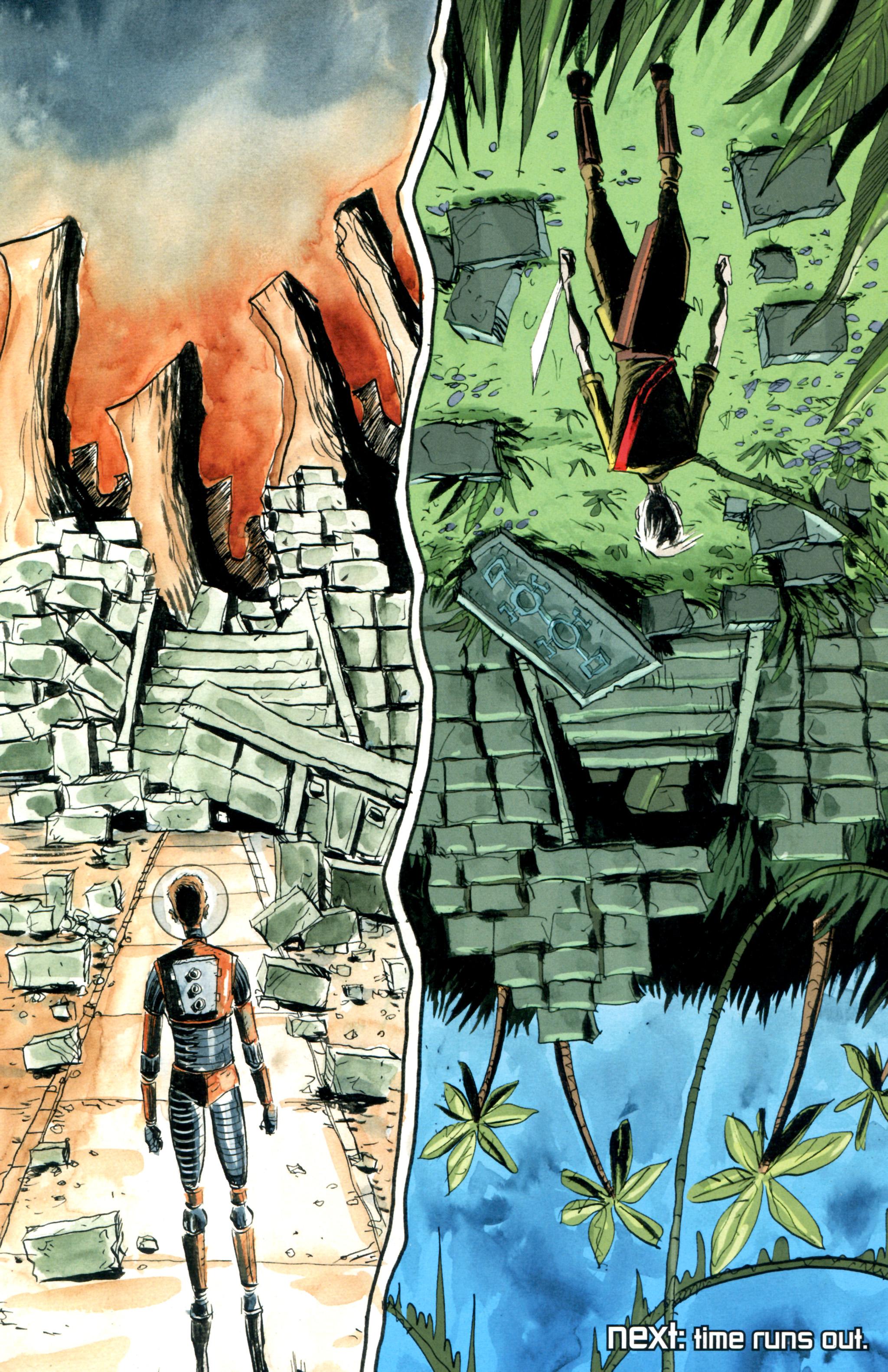 Read online Trillium comic -  Issue #6 - 21
