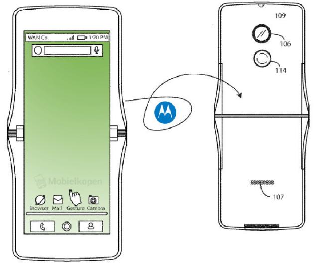 Así será el nuevo Motorola V3