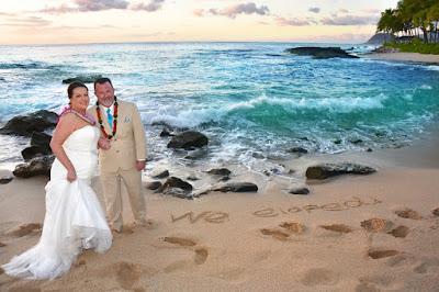 Ko Olina Weddings Hawaii