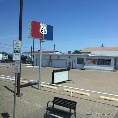 Route 66 Historic District in Amarillo, Texas