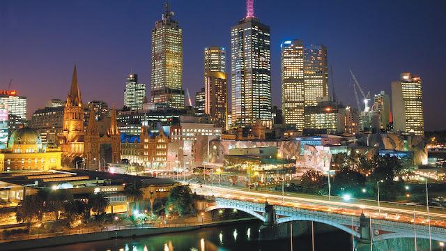Hoàng Gia New Melbourne - Thành phố Melbourne thu nhỏ