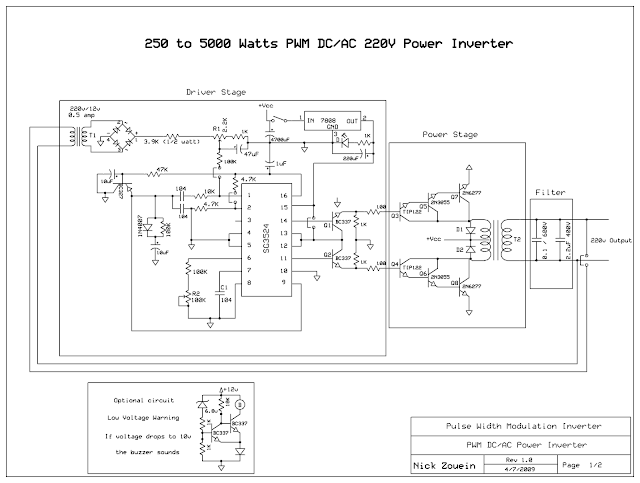 Electronic Engineering Project For Technical Study  April 2013