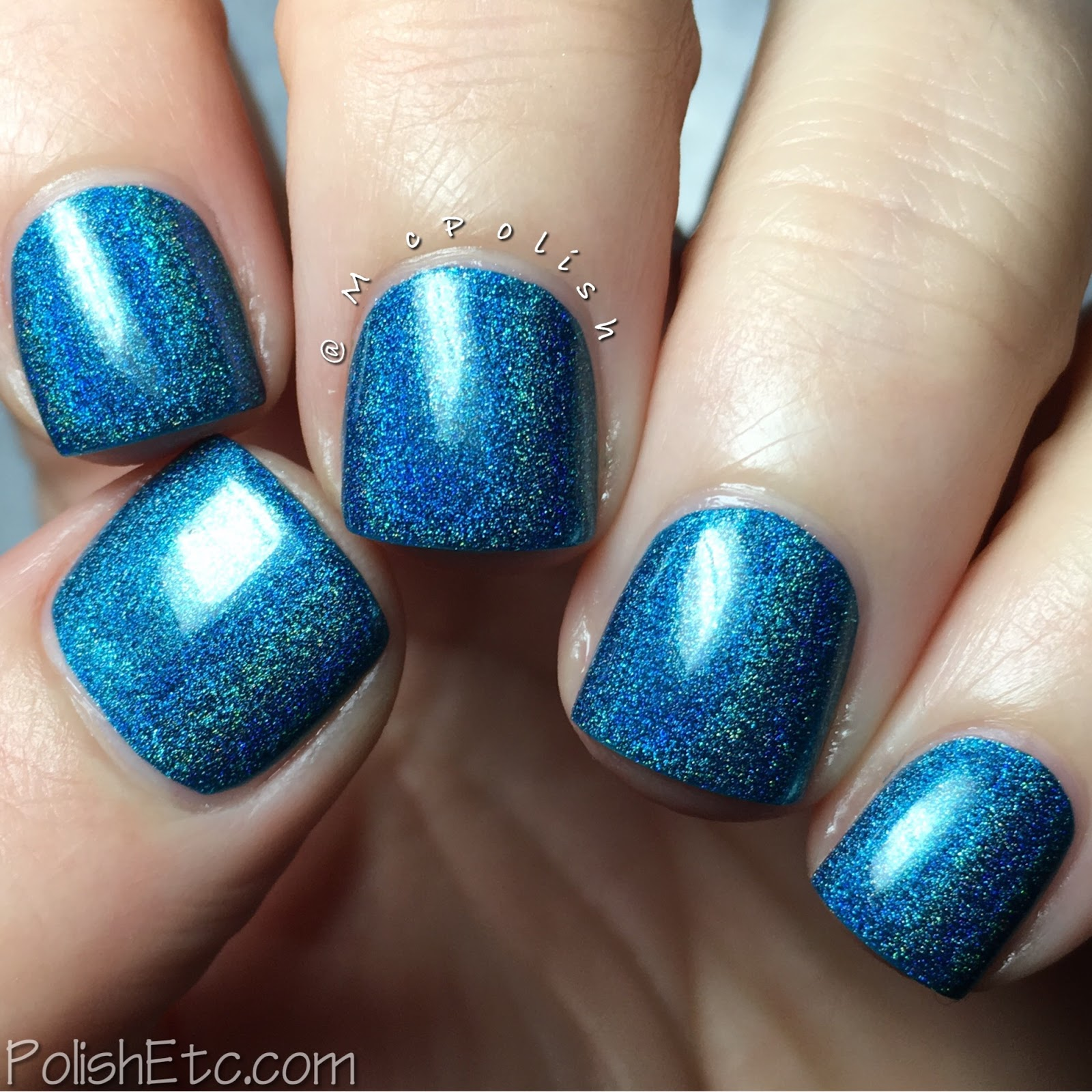 KBShimmer - Nauti by Nature Collection - McPolish - Tropic Like It's Hot