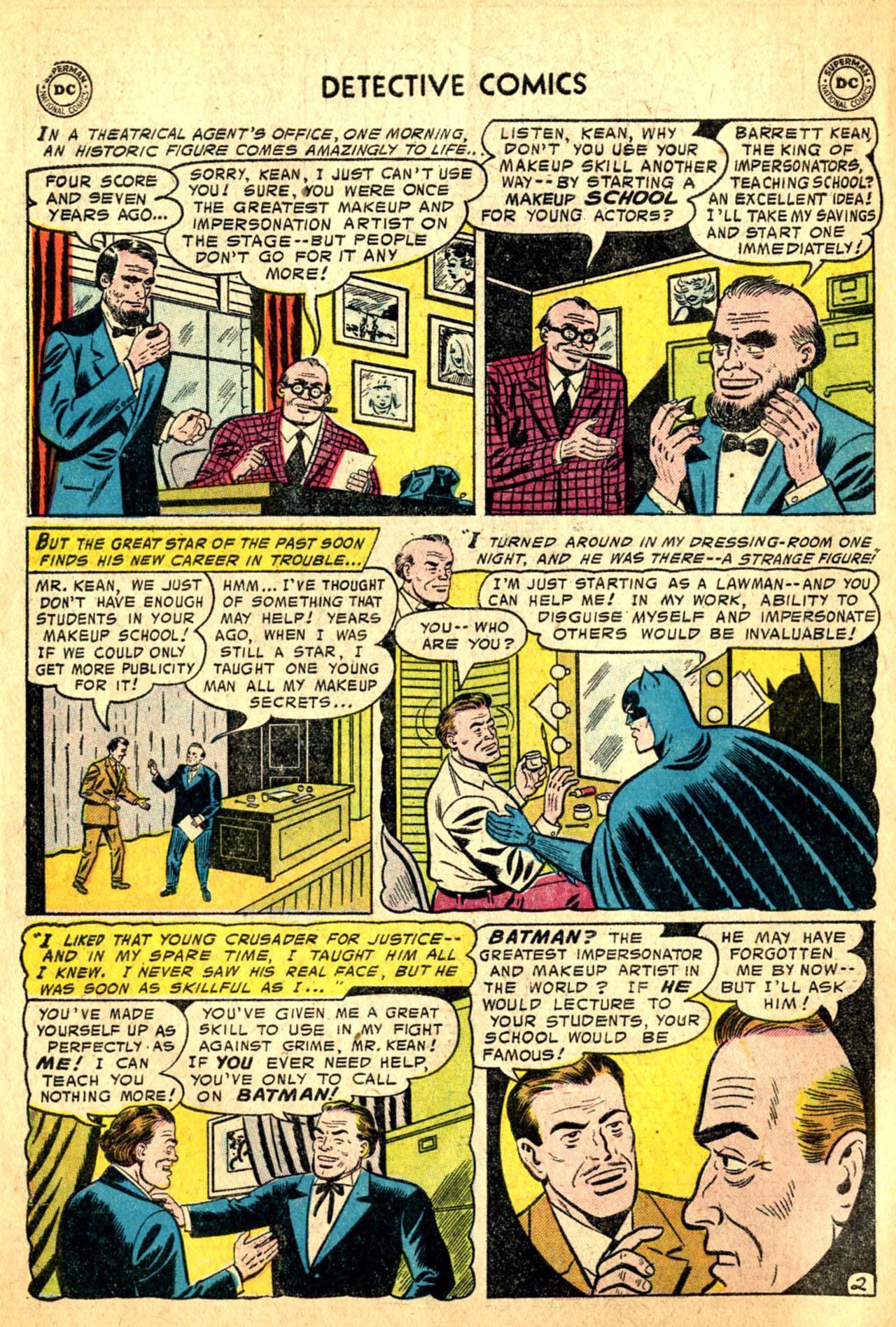 Detective Comics (1937) 227 Page 3