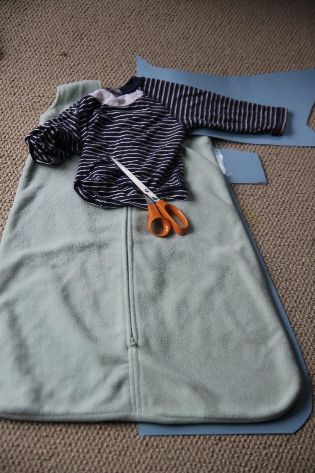Nicolle S Originals Long Sleeved Sleep Sack Tutorial