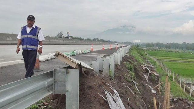 Talut Tol Ambrol, Bukti Infrastruktur Era Jokowi seperti Kerupuk