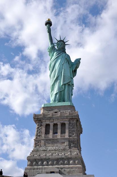 Travelog Statue Of Liberty York