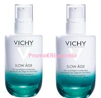 Logo Campioni omaggio Slow Age di Vichy