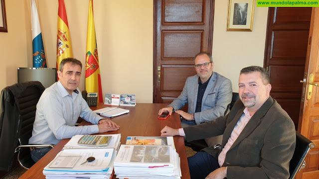 Santa Cruz traslada al resto de municipios la envergadura y el carácter insular de la Bajada