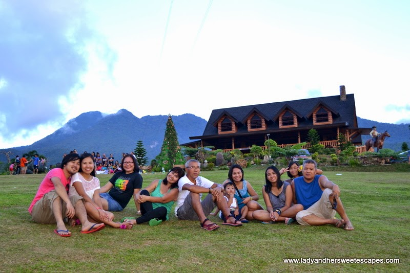 thumbs up for Campuestohan Highland Resort