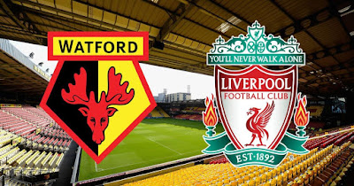 Live Streaming Watford vs Liverpool EPL 24.11.2018