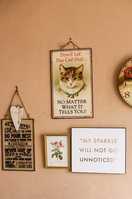 This inspirational wall print from Melody Maison is a spark of inspiration every time I walk past. One of my top ways to make January more sparkly over on my blog, Mandy Charlton Photography.