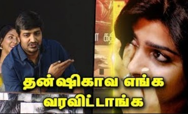 Actor Sathish Trolls T.Rajender For Actress Dhansika Controversy | Funny Speech To Support Dhansika