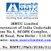 Deputy Manager (Law) at MMTC limited, New Delhi - last date 20/02/2019