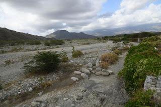 A causa de la sequía el país está en una crisis hídrica