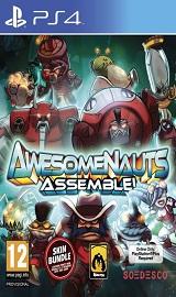 Awesomenauts Assemble PS4-BlaZe