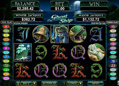 play ghost ship free slot