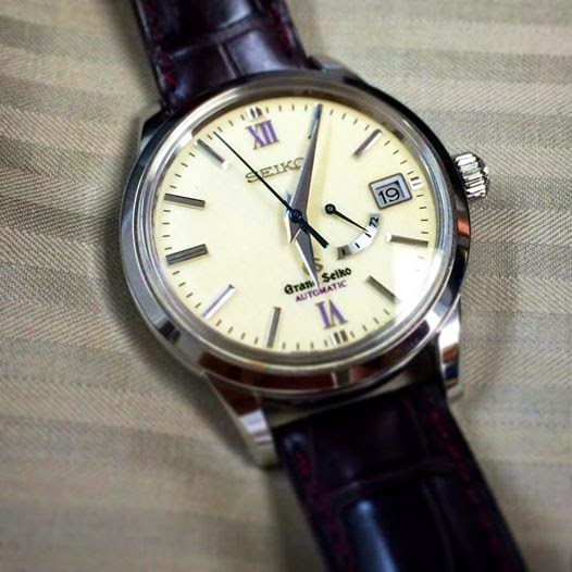 buy online ee97a c54a0 Bruno & Hancock: Have you already seen a Grand Seiko SBGL109 ...