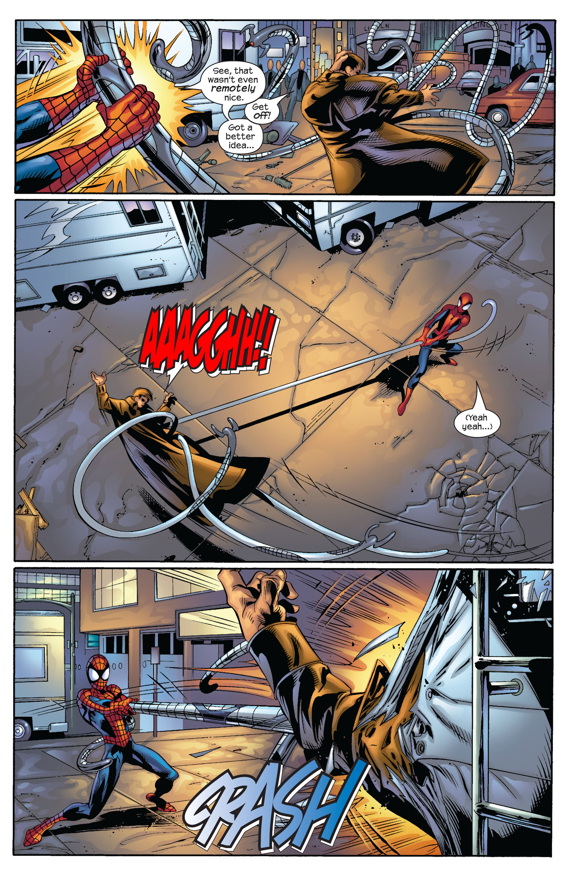 Read online Ultimate Spider-Man (2000) comic -  Issue #56 - 12