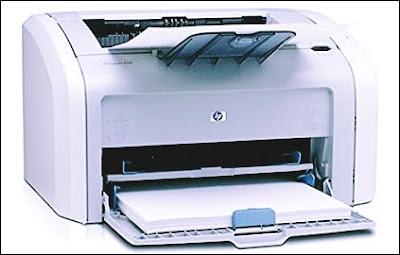 HP LaserJet 1020 Treiber für Windows