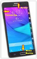 Hard Reset Samsung Galaxy Note Edge