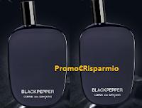 Logo Campioni omaggio BlackPepper Comme des Garcons