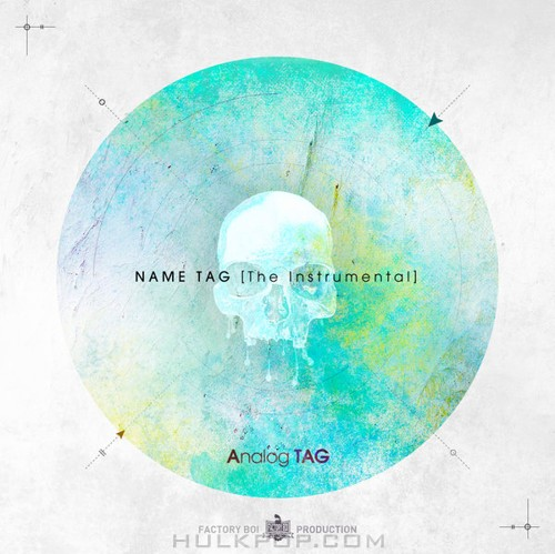 Analog TAG – NAME TAG the Instrumental – Album