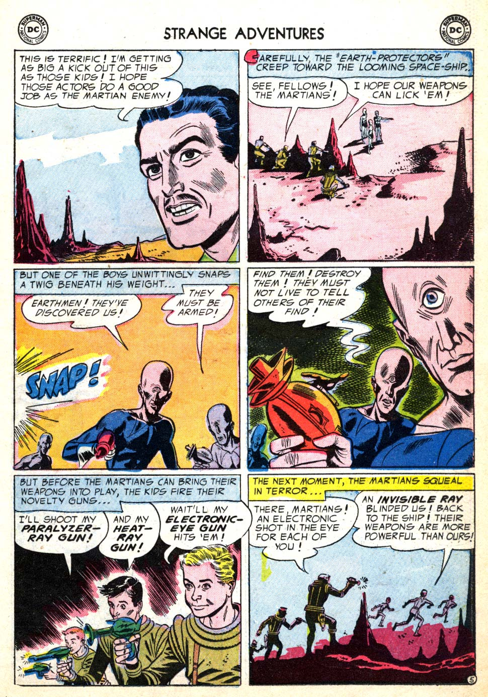 Strange Adventures (1950) issue 49 - Page 23